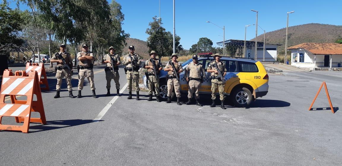 Atuação da Polícia Militar por meio do BPMRED, junto a outros órgãos, garante a segurança viária do Estado