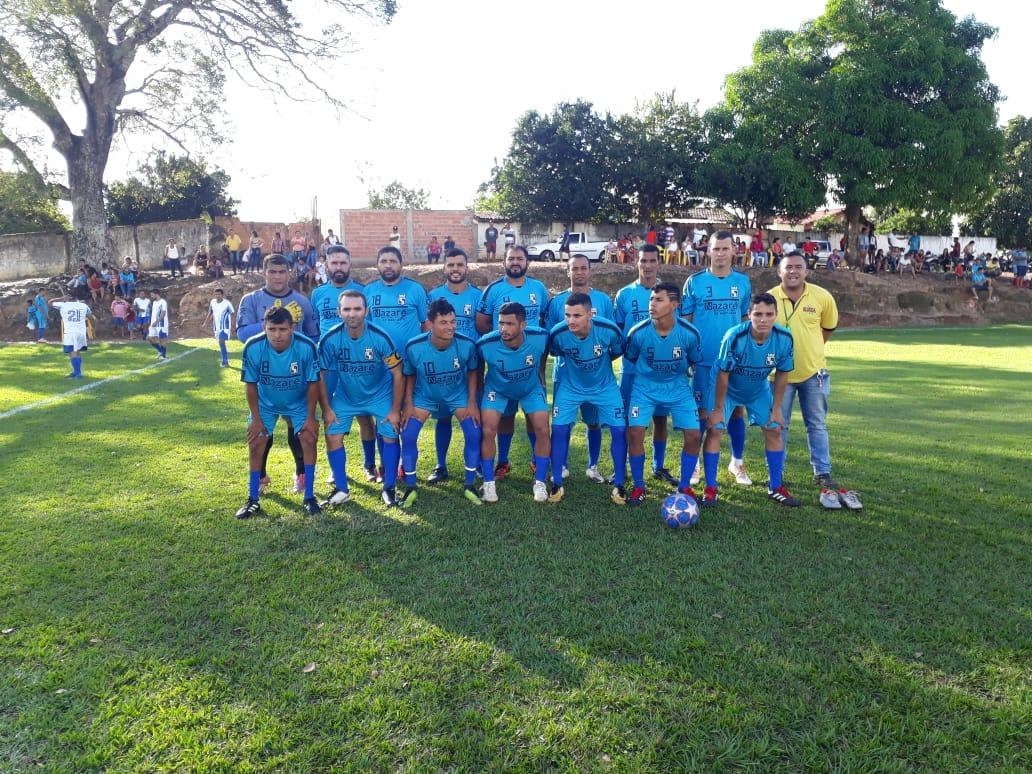 Recanto Bom vence Copa Monte Santo de Futebol 2019