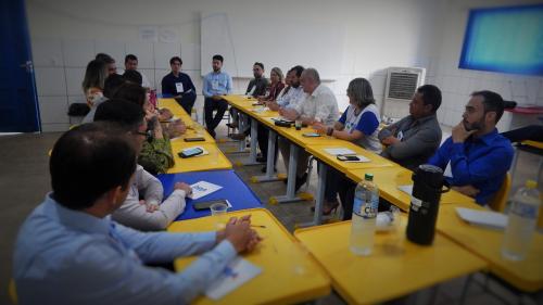 Governança do HDT-UFT participa de reunião com gestores da área da saúde pública de Araguaína