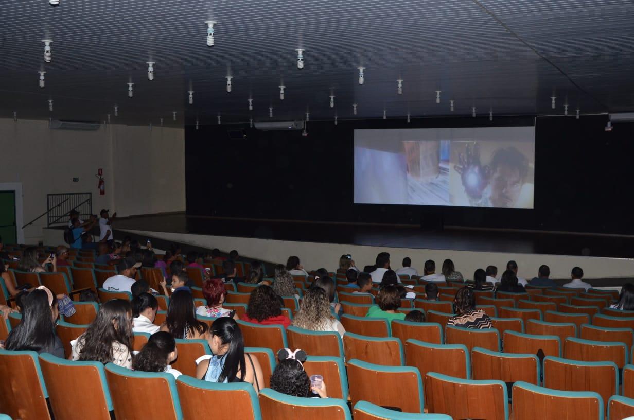 Melhor sala de cinema do Tocantins: Cineastas tocantinenses enaltecem abertura do Cine Clube Rios em Porto Nacional
