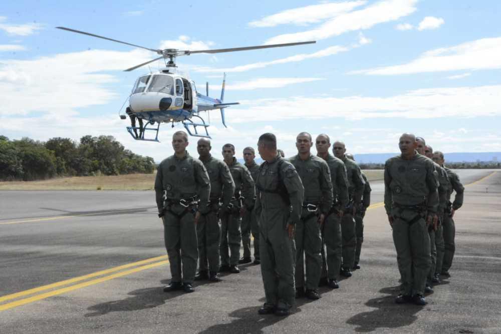 Secretaria da Segurança do Tocantins forma 12 operadores aerotáticos para atuação em multimissões