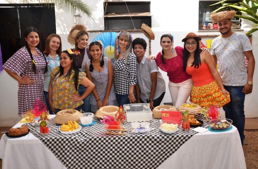 Centro de Reabilitação de Palmas promove Festa Junina para pacientes
