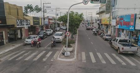 Diretoria de Trânsito de Gurupi informa novas regras para estacionamento na Avenida Goiás