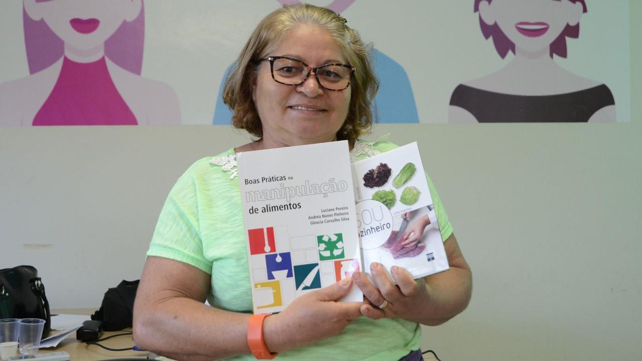 Cursos de técnicas básicas em cozinha e capacitação de condutores são oferecidos aos empreendedores de Taquaruçu