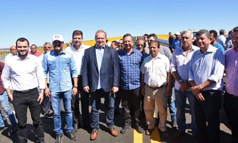 Governador Carlesse libera ponte de Porto Nacional para veículos leves após conclusão de melhorias na estrutura