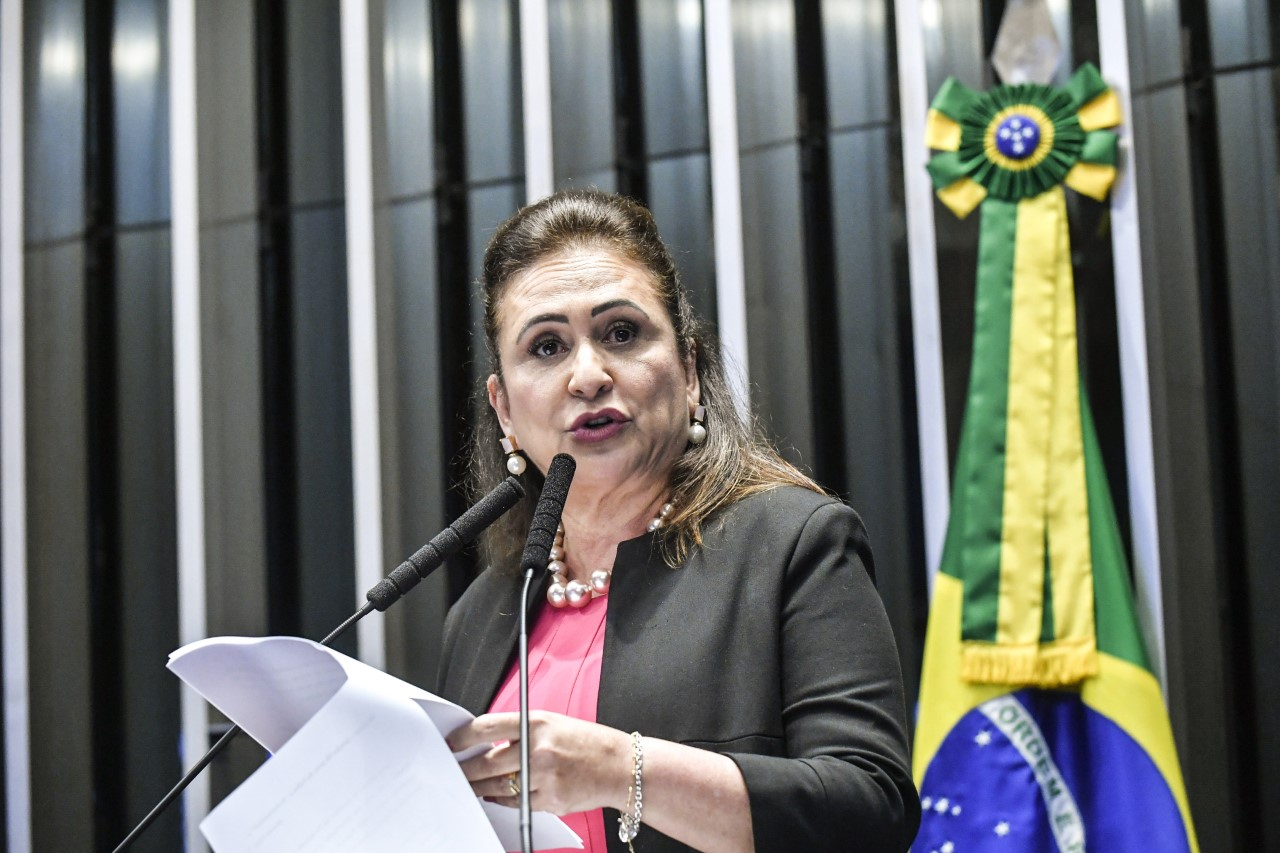 Kátia Abreu vai ao Panamá representar o Brasil na 35º Parlatino