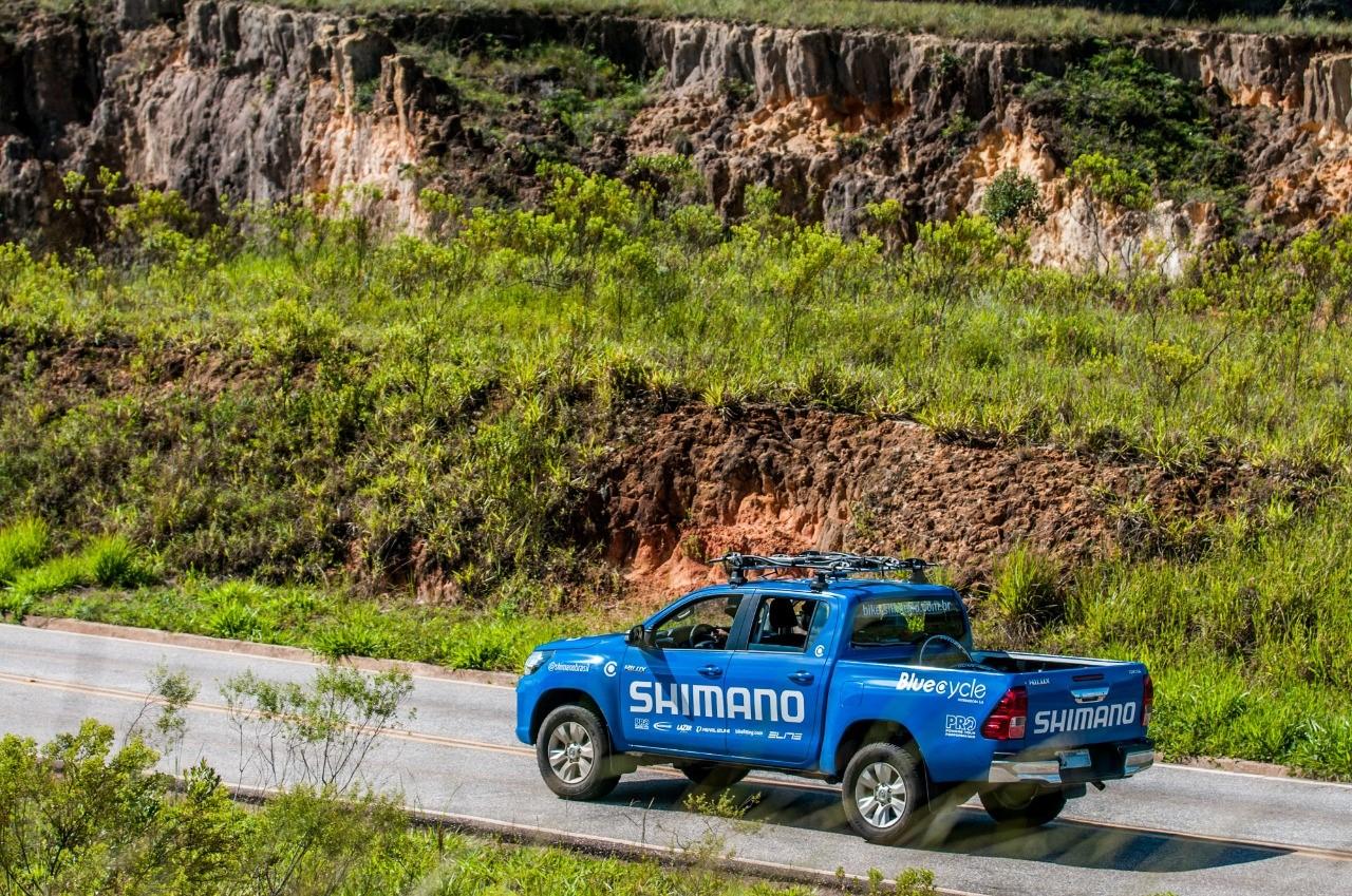 Road Brasil Ride contará com Suporte Neutro da Shimano neste domingo