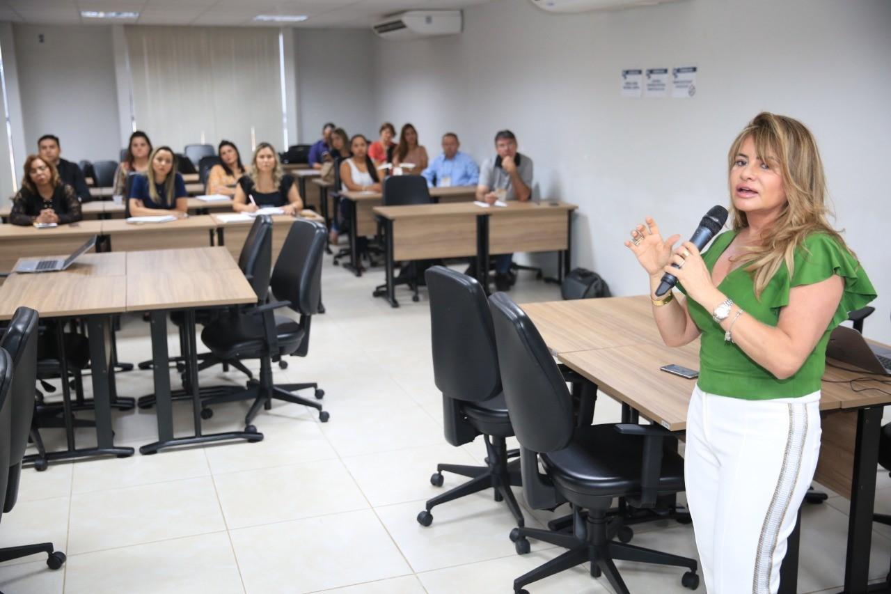 Ao realizar a 1ª das oficinas de ATS no Tocantins, coordenadora do Nat- Sírio Libanês destaca trabalho do Natjus-TO para reduzir e racionalizar judicialização na saúde