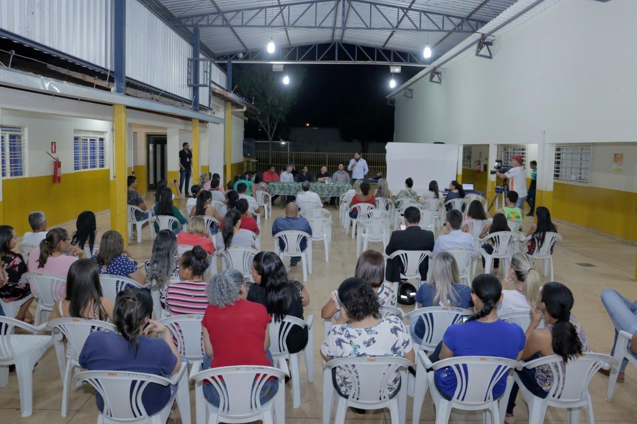 Revisão do PPA em Gurupi iniciou com audiência pública no bairro Vila Nova