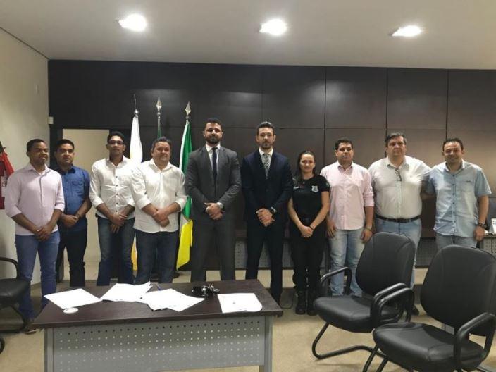 Cadeia de Formoso do Araguaia terá fábrica de blocos de concreto