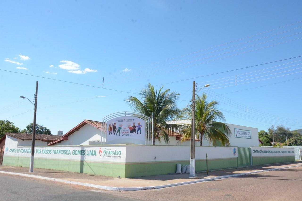 Centro de Convivência dos Idosos será reinaugurado nesta quinta-feira, dia 18