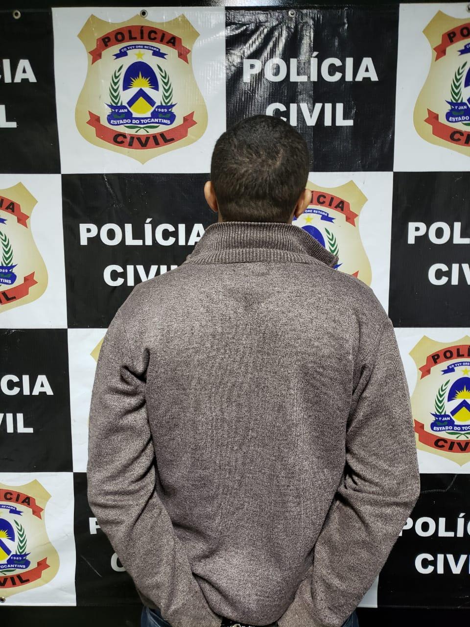 Polícia Civil prende mais um suspeito de participar do homicídio de adolescente em Araguaína