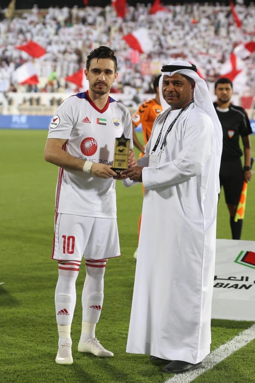 Encontro com Benzema e férias com 'campeões' no Brasil: melhor estrangeiro, Igor Coronado se reapresenta nos Emirados Árabes