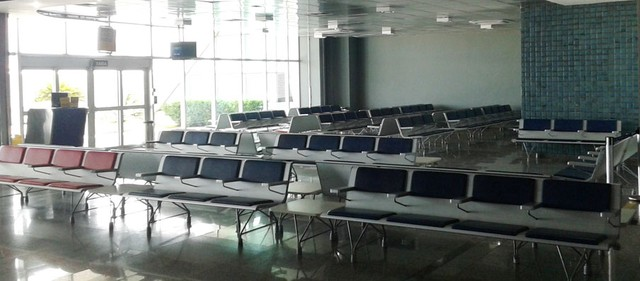 Movimento no Aeroporto de Palmas cai mais de 12% no primeiro semestre