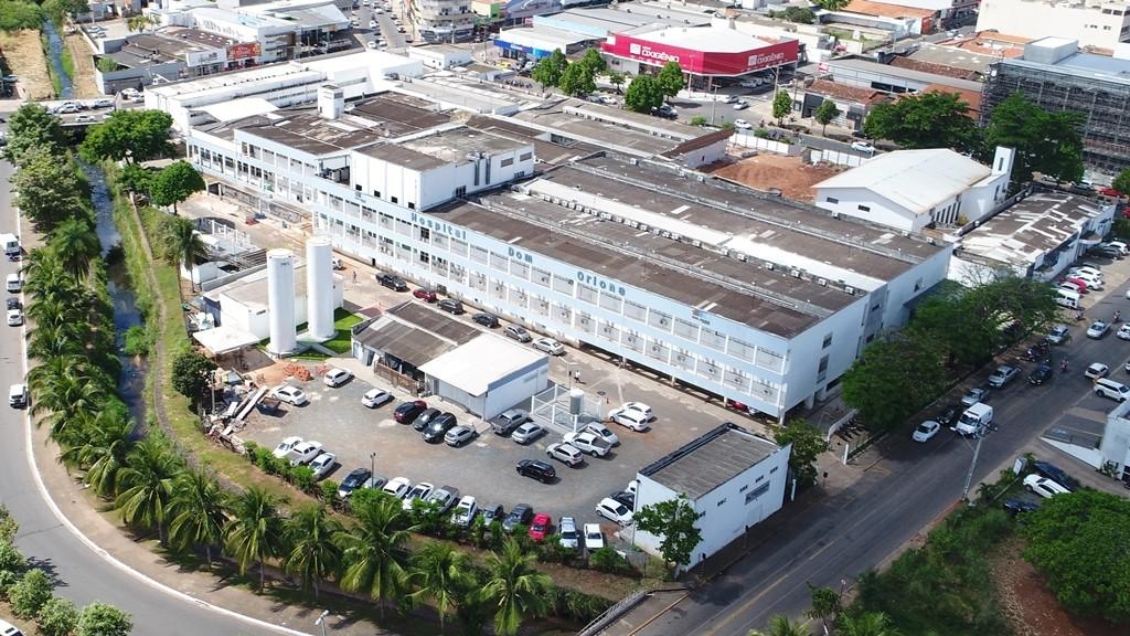 Hospital Dom Orione completa 43 anos