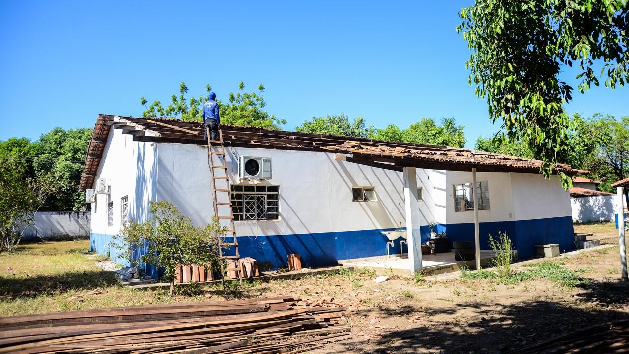 Reforma de prédios públicos no Norte de Palmas vai garantir melhor atendimento ao cidadão