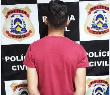 Polícia Civil prende dois homens suspeitos de roubo mediante sequestro em Araguaína