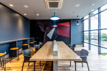 Palmas ganha mais três espaços para a realização de eventos e reuniões