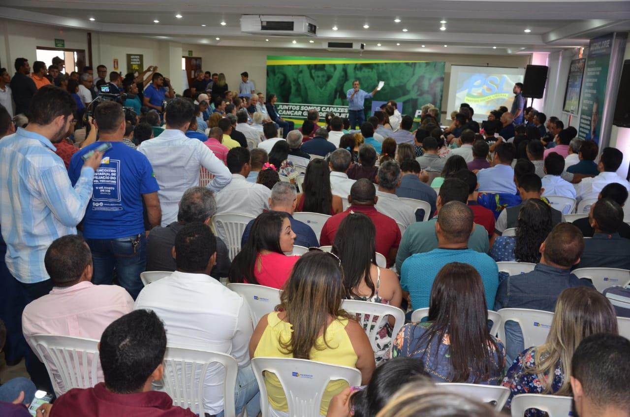 Dois Irmãos do Tocantins: PSL terá candidatos a prefeito e vereador em 2020