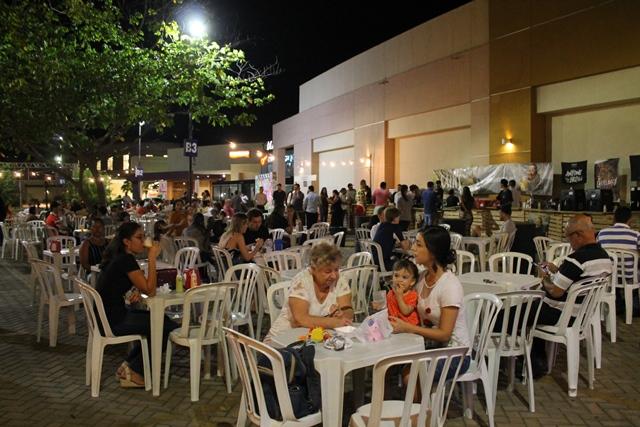Mais de 3 mil pessoas participaram do Festival de Chopp Artesanal