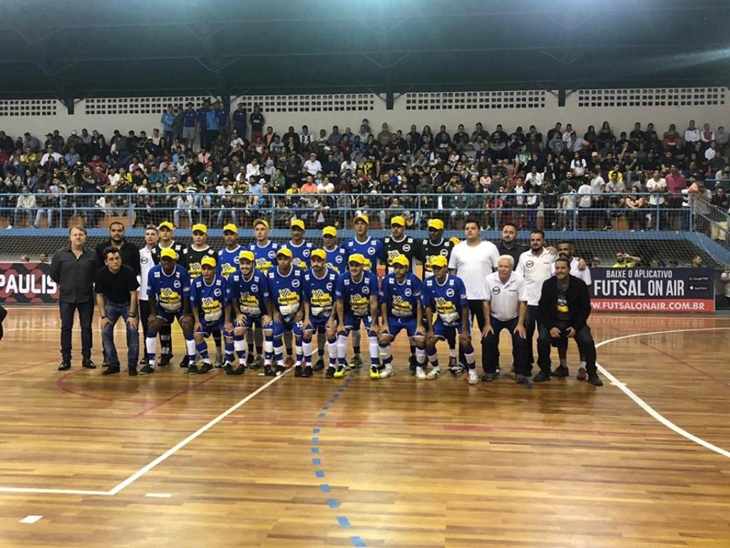 N10 Jundiaí recebe o São Caetano visando topo da tabela na Liga Paulista de Futsal