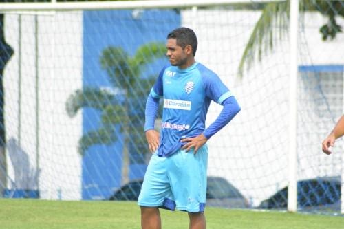 Dawhan espera jogo difícil contra o Cruzeiro