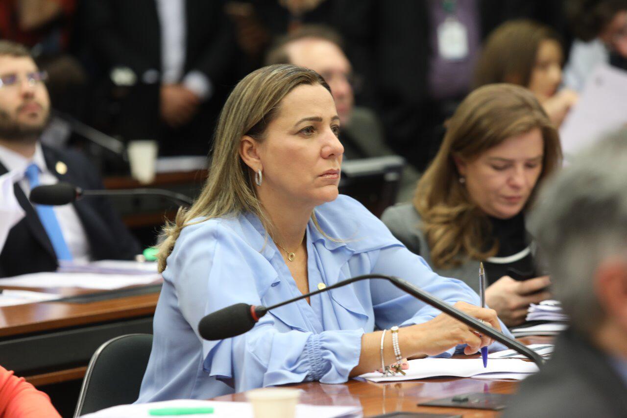 Deputada Federal Dulce Miranda emite  solidariedade e condolências, à colega parlamentar,  deputada Dorinha Seabra Rezende