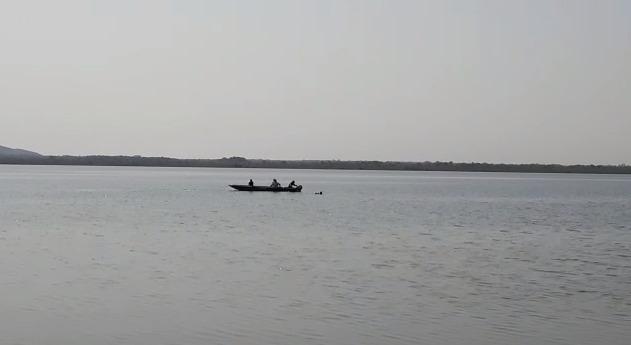 Polícia Civil prende condenado que tentou fugir a nado em Lagoa da Confusão