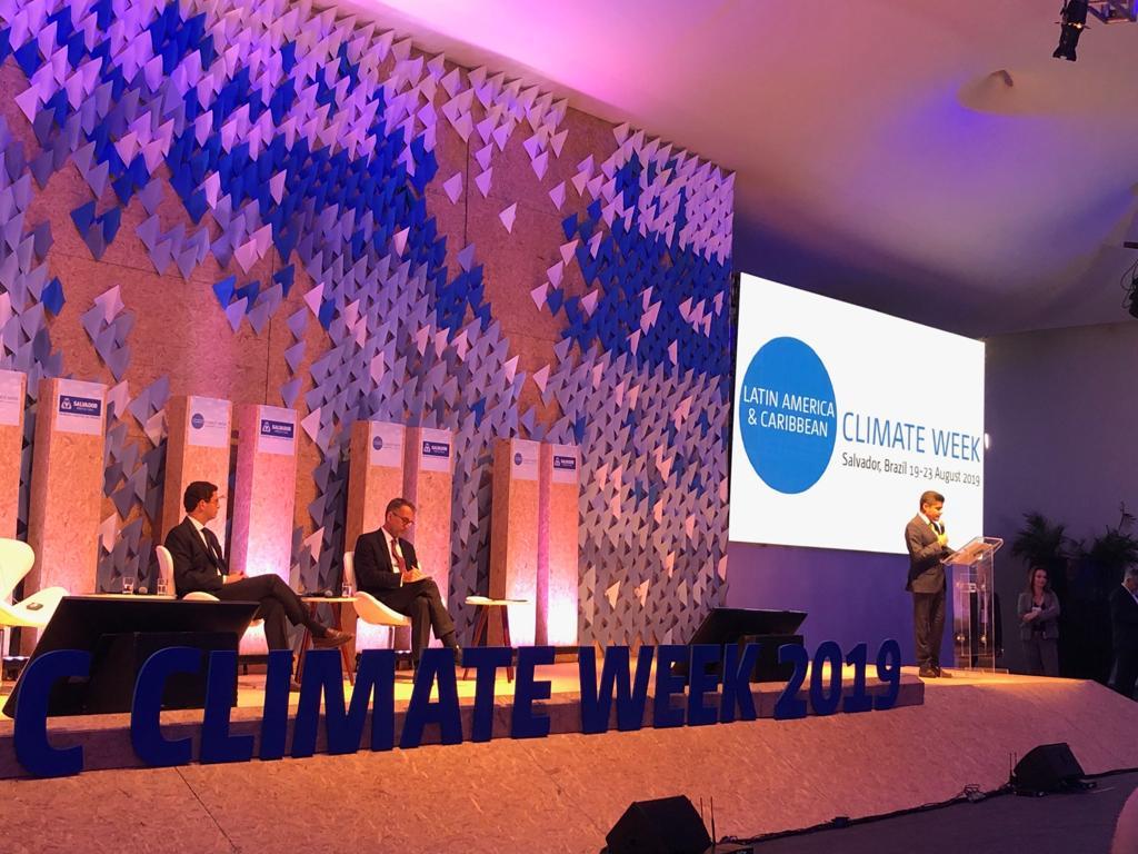 Palmas é representada na Semana do Clima da América Latina e Caribe da ONU