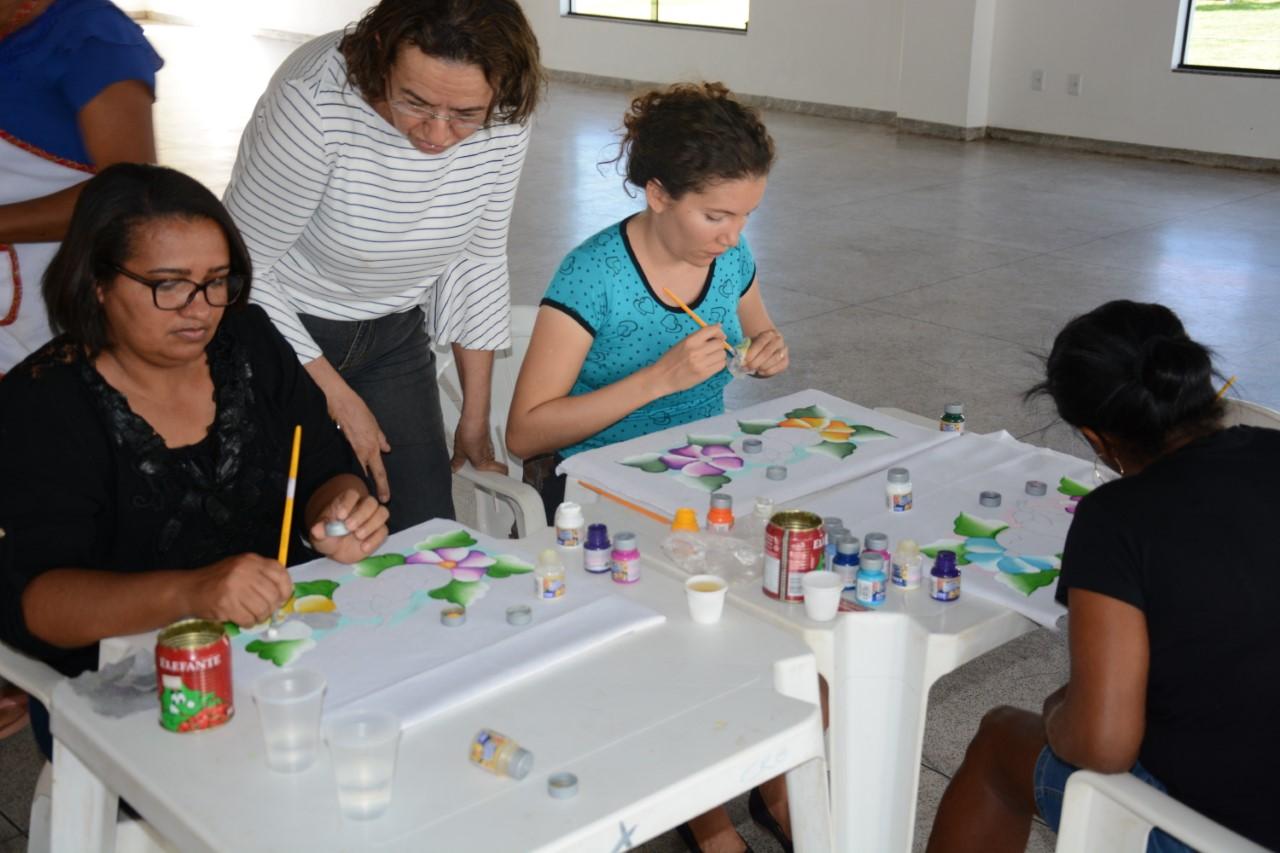 Paraíso do Tocantins recebe projeto Inclusão Produtiva