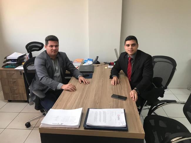 Procon Tocantins recebe visita do diretor de Proteção e Defesa do Consumidor do Pará