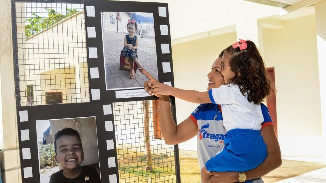 Semana do Bebê 2019 é encerrada em Palmas com exposição fotográfica 'Um olhar sobre a vida'