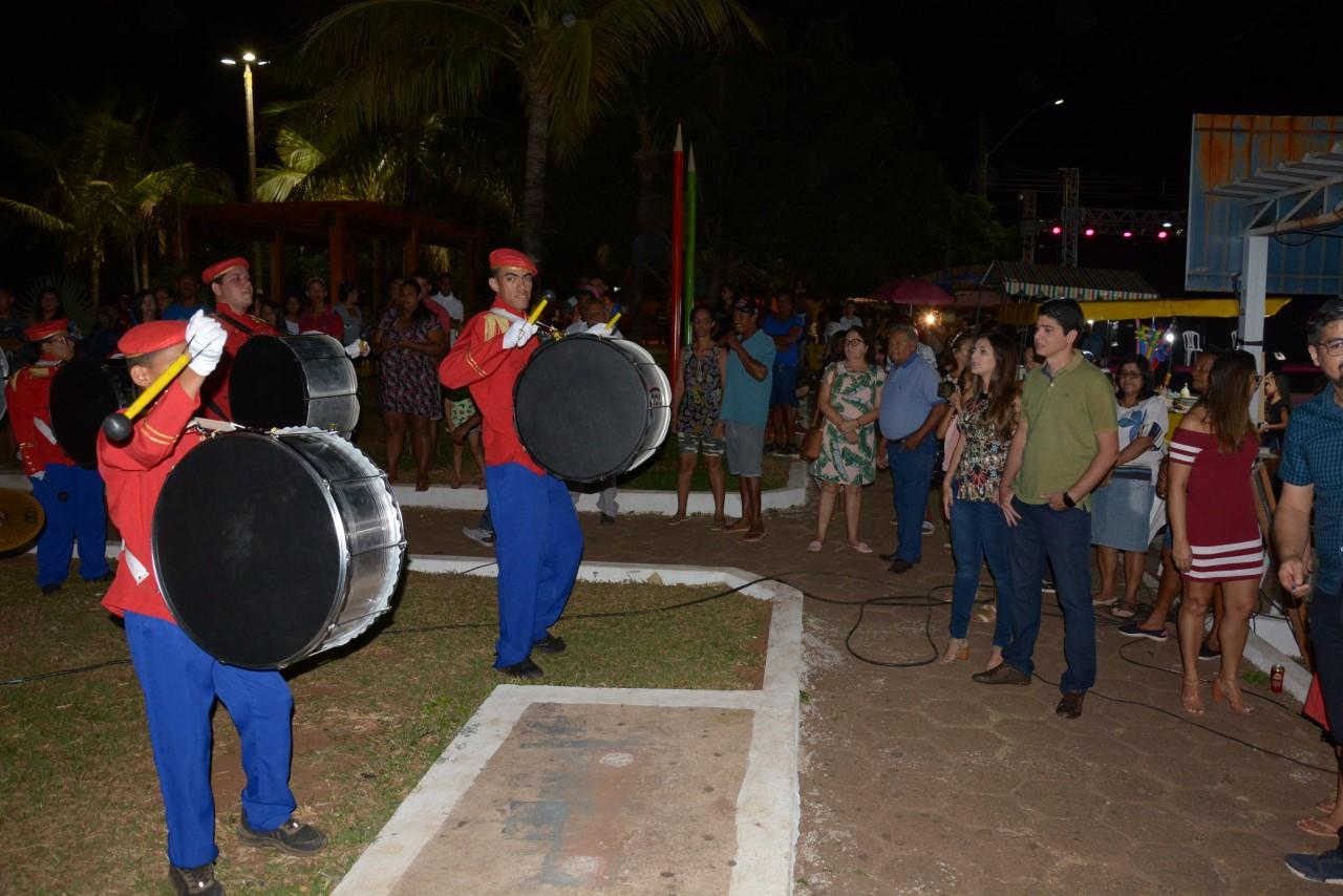 Praça do Estudante revitalizada recebe edição da Sexta Cultural