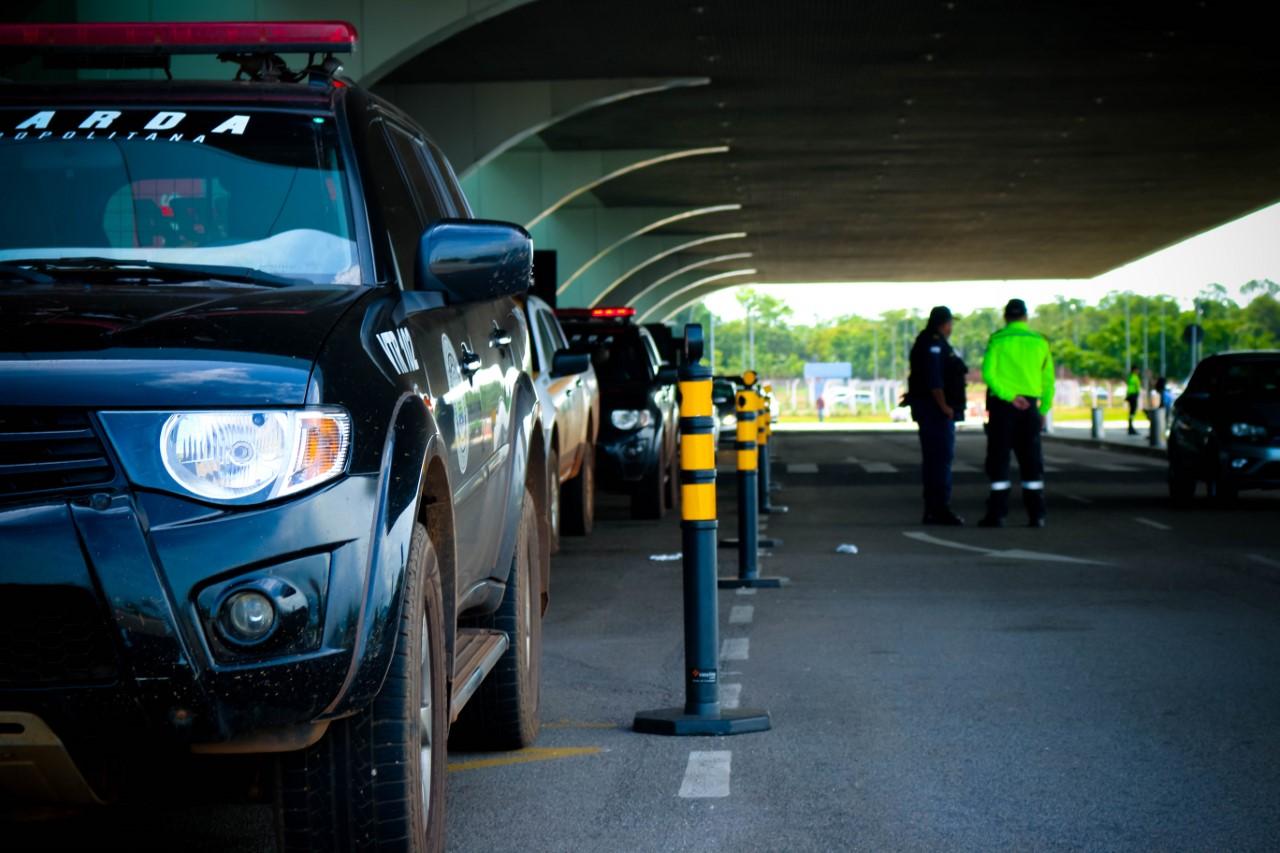Equipe da Segurança e Mobilidade Urbana dá dicas e orientações para frequentar estádios de futebol