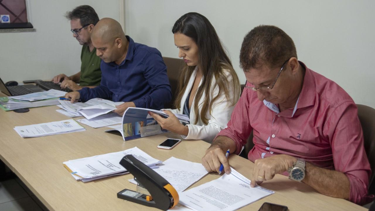 Dezessete empresas participam de licitação de obras financiadas pelo CAF em Palmas