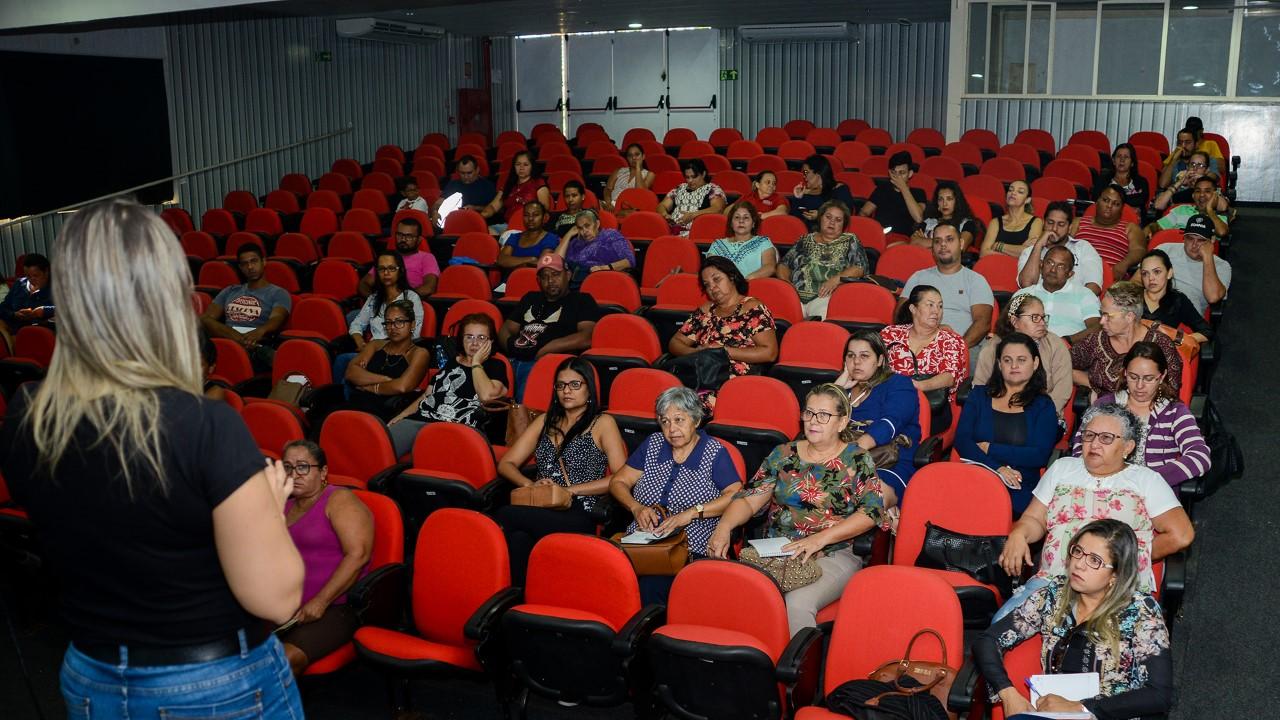 Participantes do 13º FGT recebem curso de Higiene Pessoal e Manipulação de Alimentos