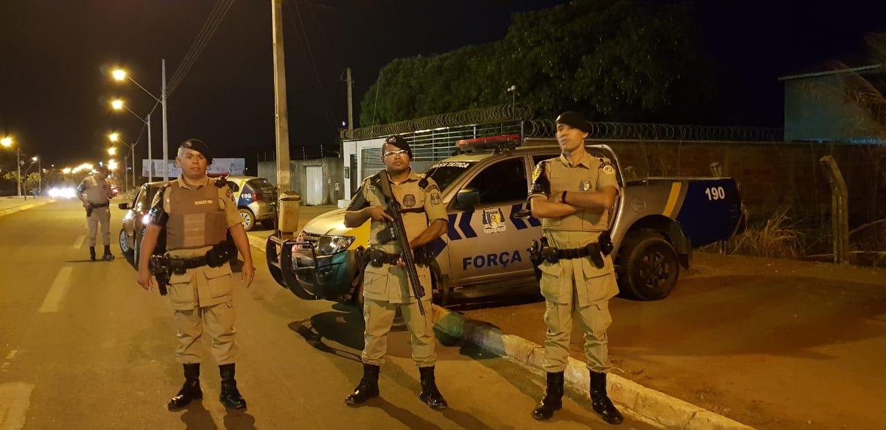 Operação Cidade Segura traz prisões, apreensões de drogas e registros de ocorrências em Palmas