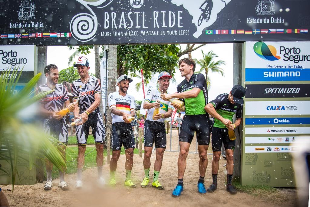 Brasil Ride Ano 10: Conheça os cinco ciclistas que participaram de todas as edições da prova
