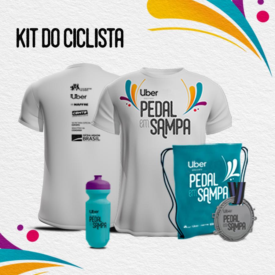 Pedal em Sampa comemora Dia Mundial Sem Carro neste domingo (22)