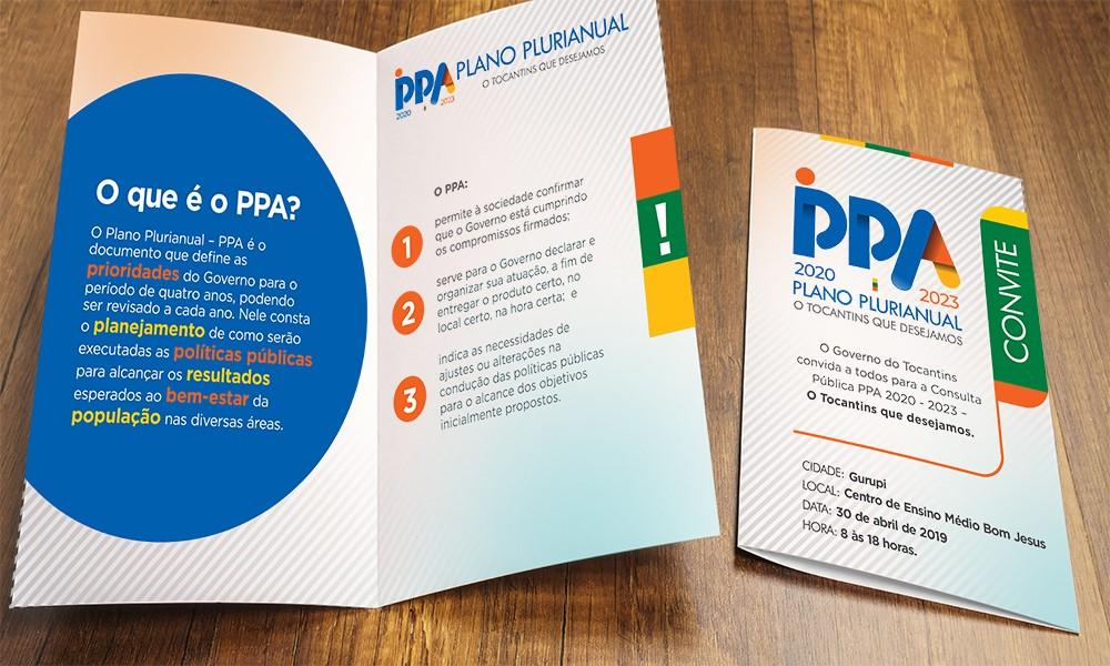 Governo do Tocantins consulta municípios da região central sobre ações para o PPA 2020-2023