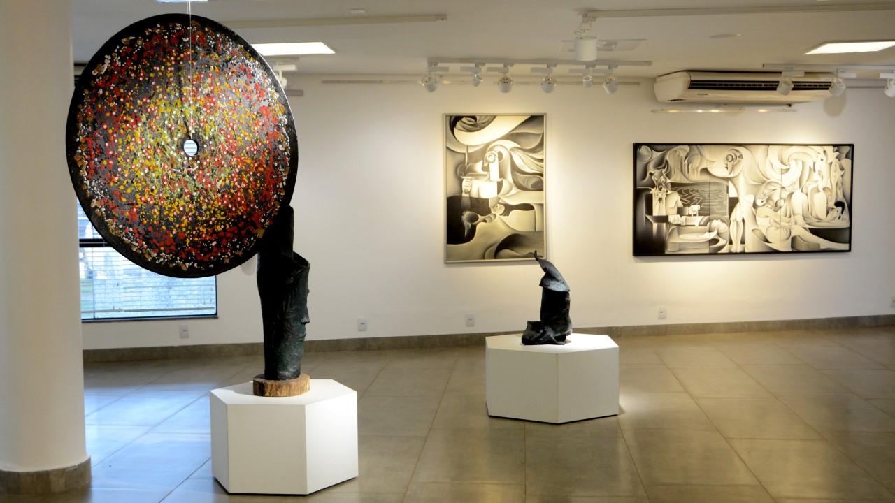 Publicado Edital de Uso da Galeria Municipal de Artes no Espaço Cultural José Gomes Sobrinho