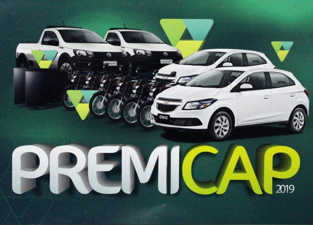 Sicoob Credipar sorteia quase R$ 300 mil na Premicap