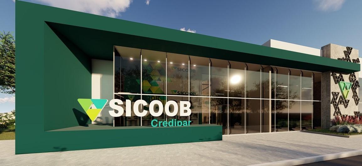 Sicoob Credipar inicia obras da agência sede