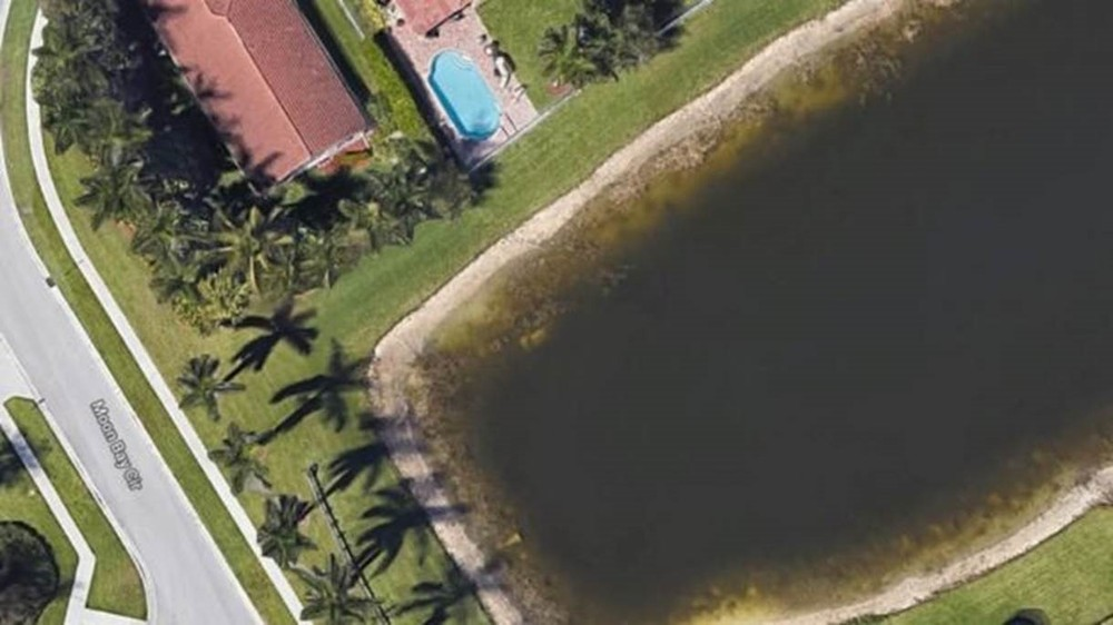 Homem morto desaparecido há 22 anos é encontrado após Google Earth revelar carro afundado em lago