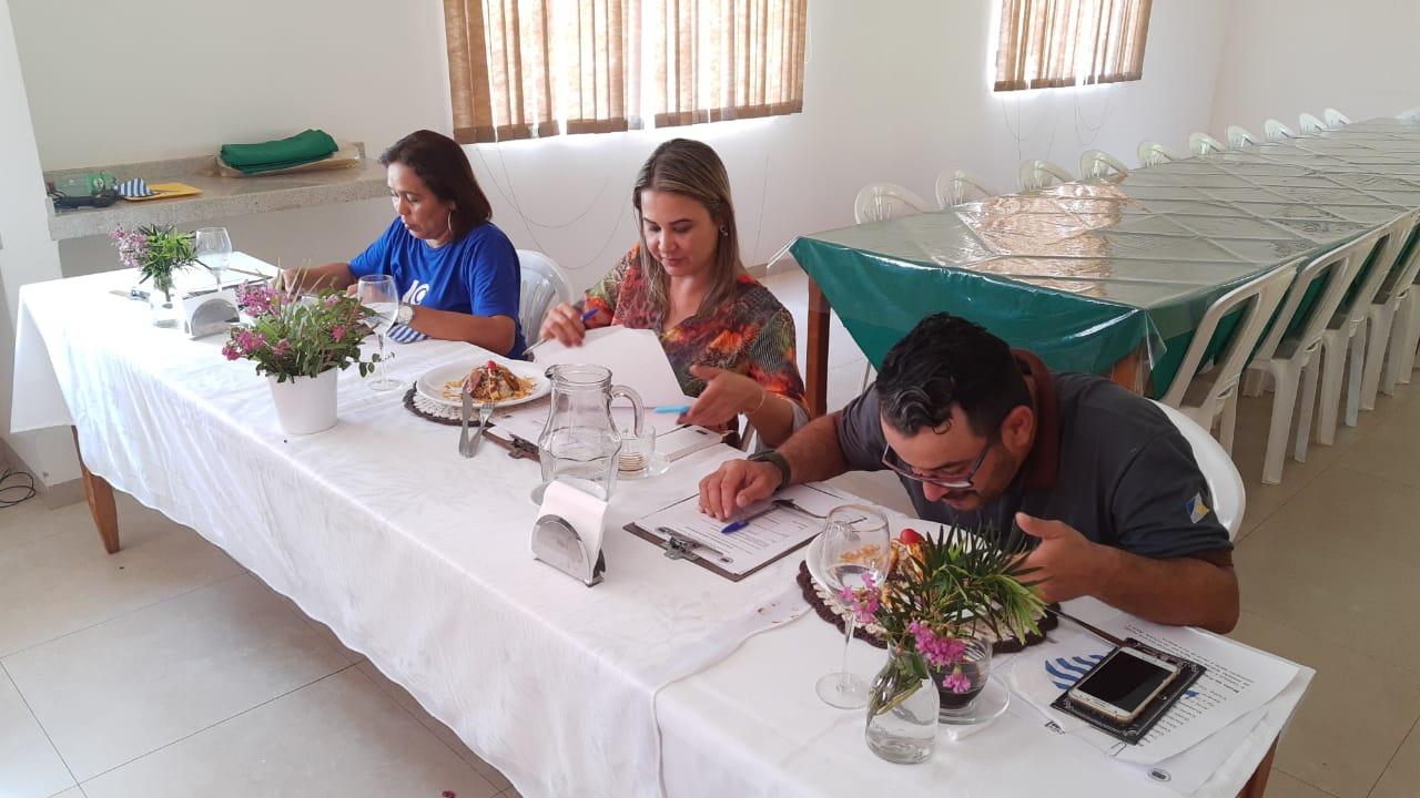 Pratos miracemenses ganham destaque na fase de degustação do 1º Festival Gastronômico de Miracema