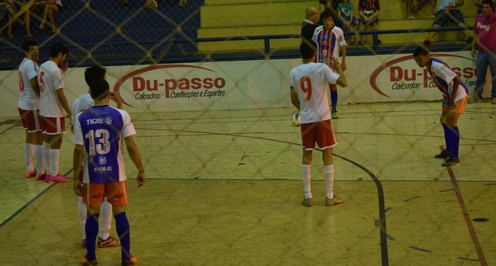 FTFS divulga a tabela da Série Ouro de Futsal; oito clubes encaram a disputa