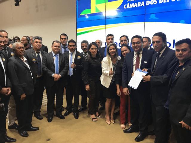 Prefeitos do Tocantins comparecem em Brasília, pressionam deputados e ouvem posições do presidente da Câmara