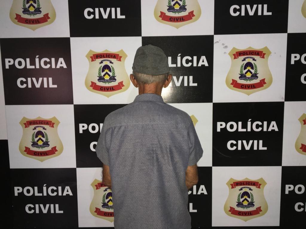 Polícia Civil prende no Tocantins condenado por homicídio ocorrido na Bahia