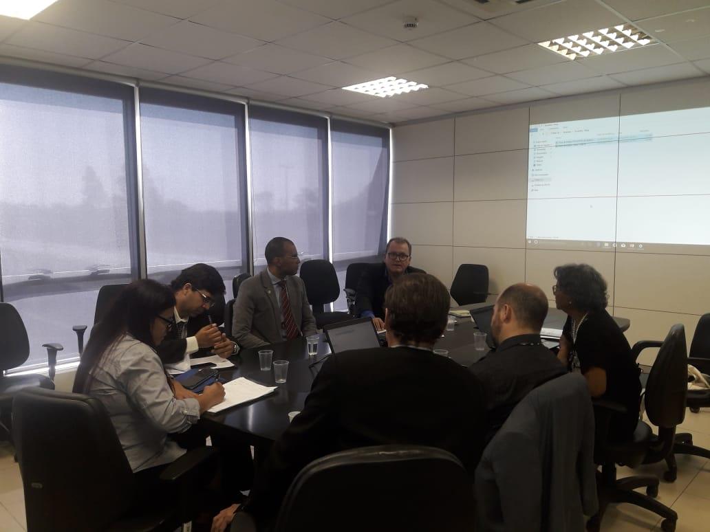 Industria e Comércio pleiteia recurso de emenda parlamentar para projeto de Piscicultura em Brasília
