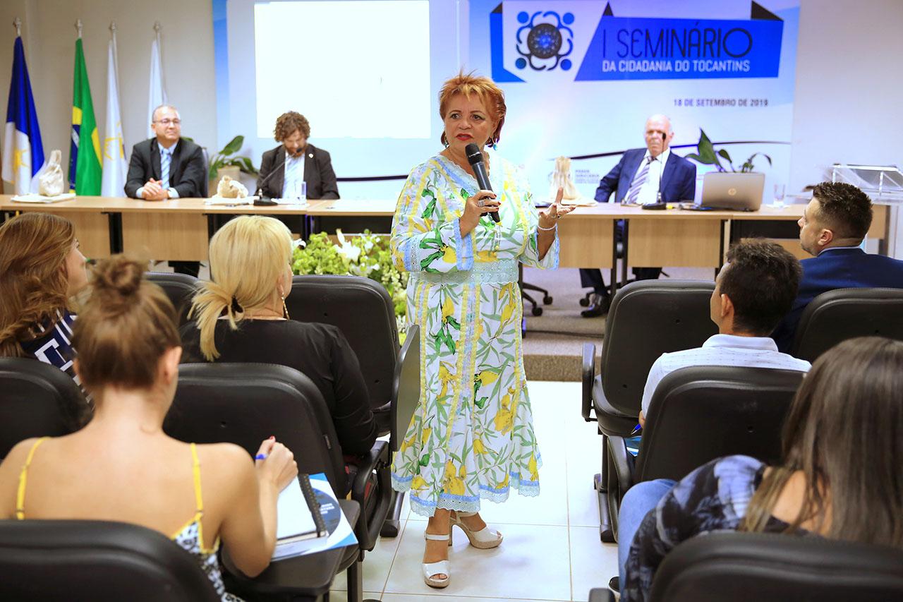 I Seminário da Cidadania – Preocupação do Judiciário com a educação é destacada por representantes da comunidade escolar